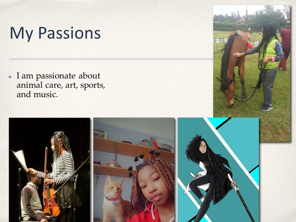My Passions